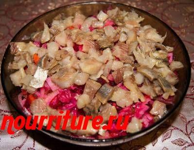 Милена кулинарные рецепты винегрет
