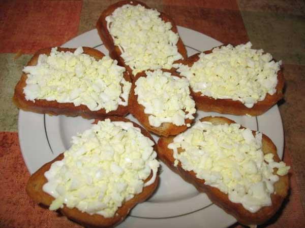 Бутерброды закусочные