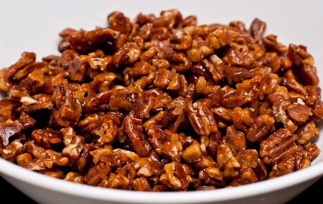Незрелые грецкие орехи с мёдом для повышения иммунитета