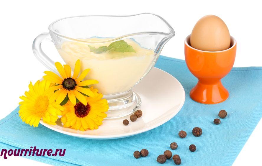 Яйца, запечённые в молочном соусе (по-польски)