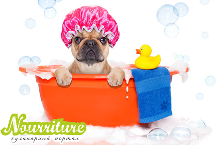 Как правильно мыться? (стишок)