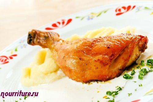 Жаркое из цыплёнка