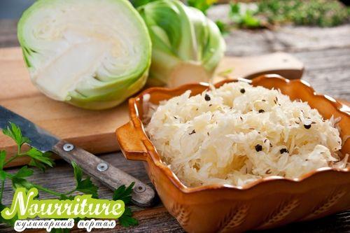 Как квасить белокочанную капусту?