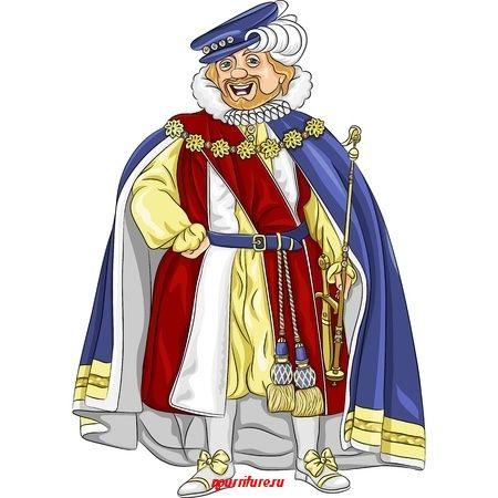 Король Пипин (стишок)