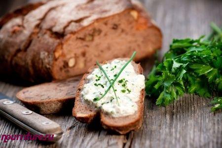 Паста из творога и редиса (для бутербродов)