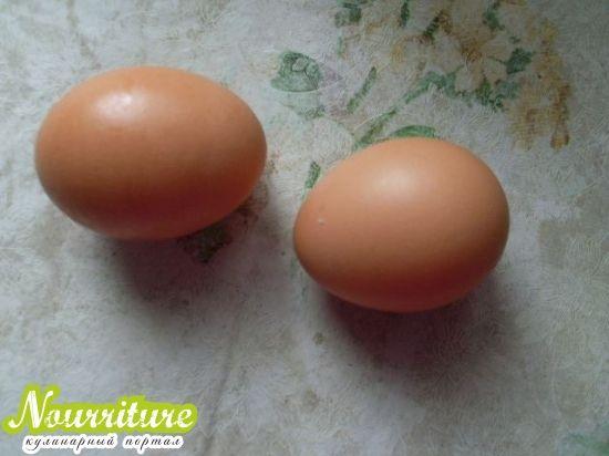 Стишок о яйцах, сваренных на завтрак