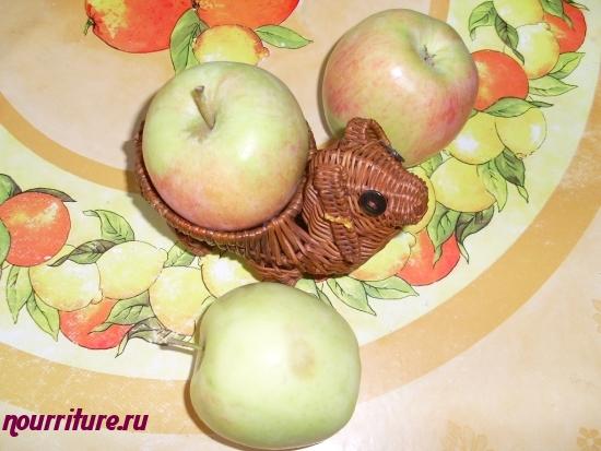 Начинка для вареников с яблоками