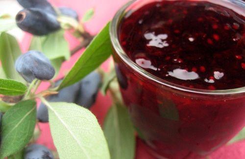 Жаропонижающий настой ягод жимолости съедобной