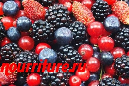 Преснушки с ягодами