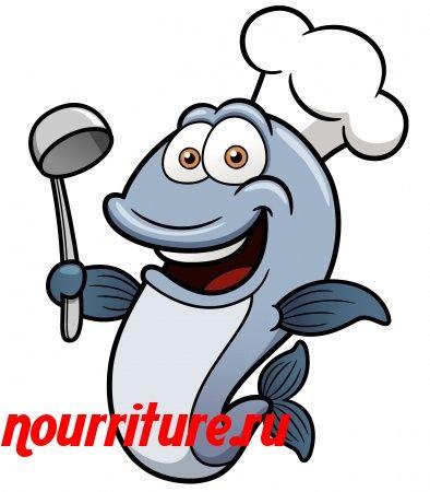 Анекдоты о рыбных блюдах