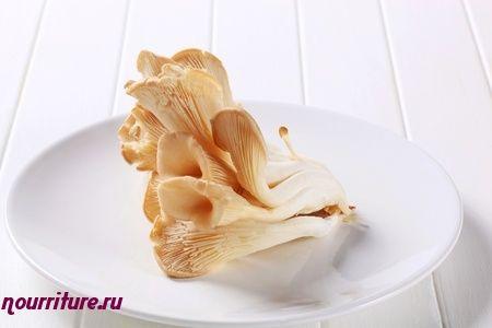 Закуска из маринованной вешенки