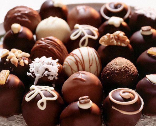 О вкусе шоколадных конфет: от фруктового до терпкого