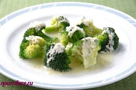 Соус сырный к капусте брюссельской или брокколи