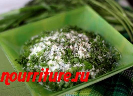 Салат из сельди и овощей