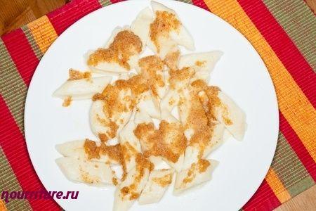 Ленивые вареники с картофелем по-польски