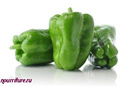 Перец болгарский  (зелёный)