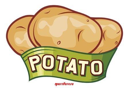 """Ирландское рагу: чистка картошки (из книги Д.К. Джерома """"Трое в лодке, не считая собаки"""")"""