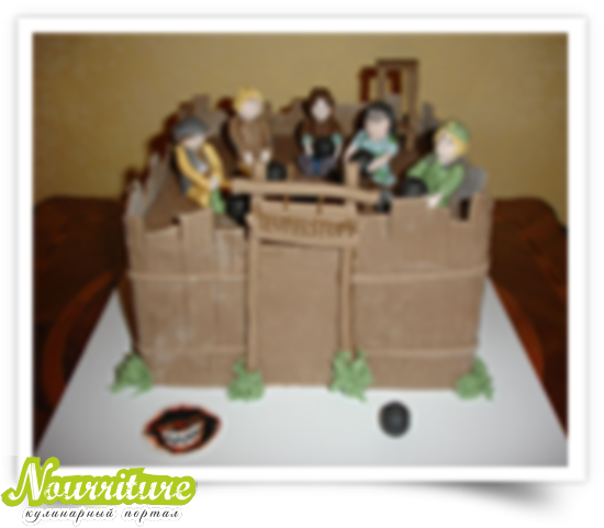 Венский конкурс тортов и песочных кексов 2012 года