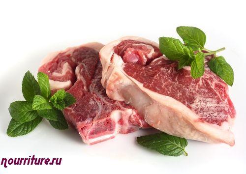 Жаркое из баранины и овощей