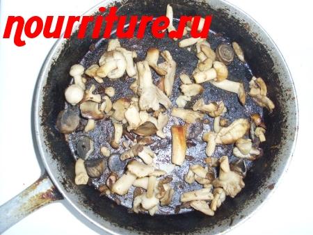 Какие блюда можно приготовить из грибов?