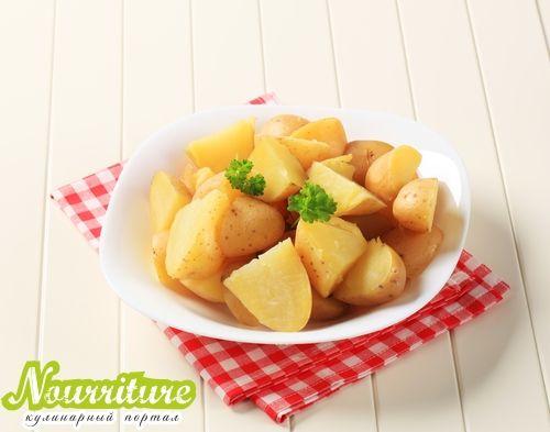 """Картофель сорта """"кетский"""""""