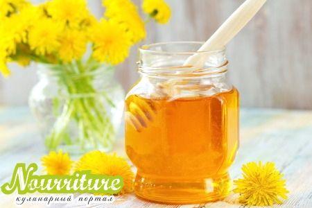 Одуванчиковый мёд: свойства одуванчикового мёда