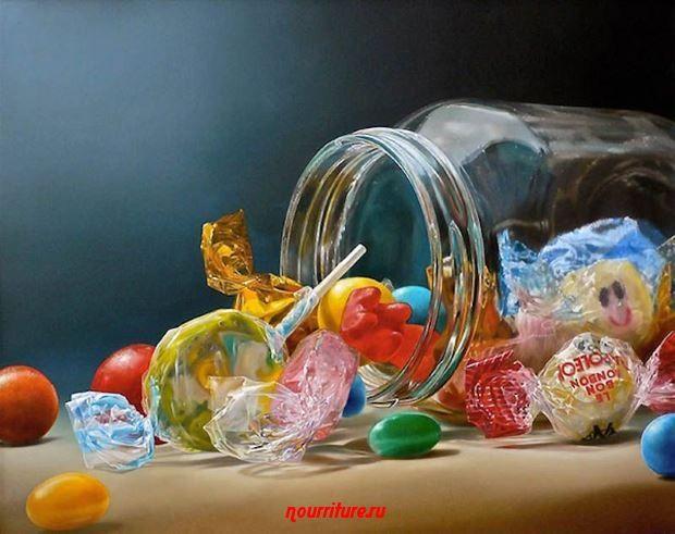 Мегареализм Тьялфа Спарнэея: эта вкусная еда в картинах!