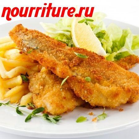 Особенности приготовления жареной рыбы фри