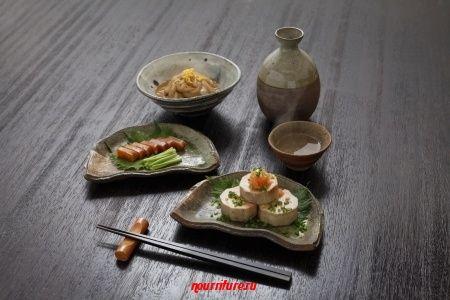 Особенности японской национальной кухни: правила сервировки ресторанного столика Кухни народов мира