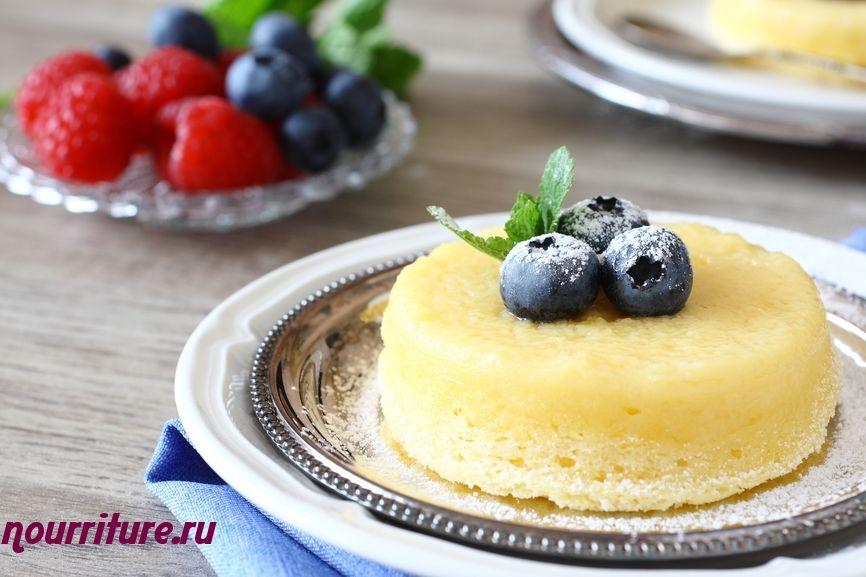 Белковое суфле рецепт с фото