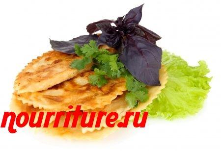 Чебурек по-крымски