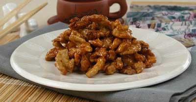 Грецкие орехи фри