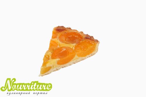 Пирог со сливами или абрикосами по-словенски