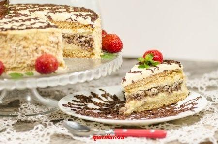 Кухня Северной Украины: черниговский борщ, батуринские коржики, киевский торт Кухни народов мира