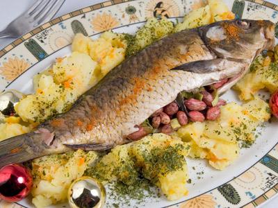 Фаршированная щука с овощами пошаговый рецепт 12