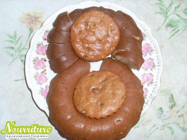 Кекс с орехами при повышенном холестерине
