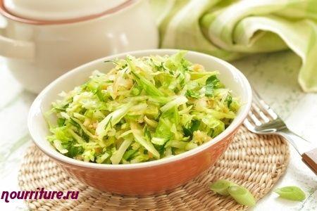 """Постный салат """"Здоровье"""""""