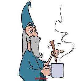 """Волшебное зелье (из романа В. Свержина """"Колесничие фортуны"""")"""