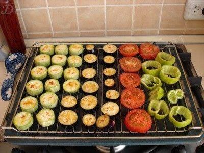 Особенности приготовления запечённых овощей