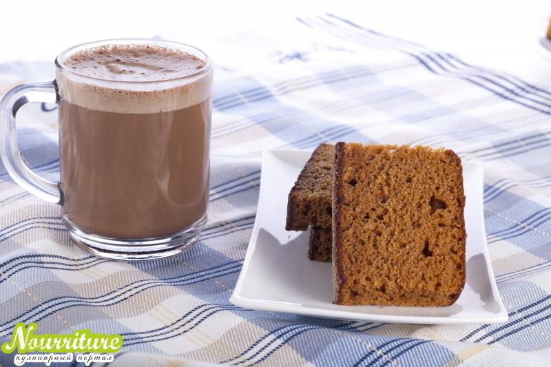 Голландский пряный хлеб к завтраку
