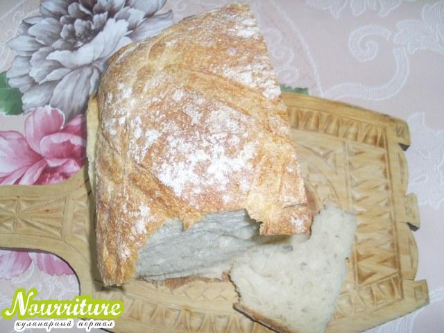 Хлебный суп по-крестьянски