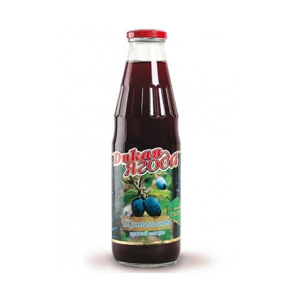 Сок из жимолости съедобной