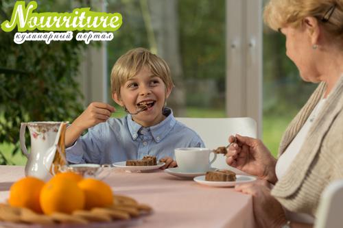 Маленький стишок о хорошем аппетите и поведении за столом