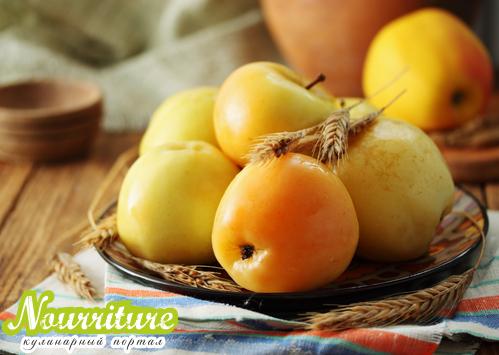 Как мариновать яблоки?