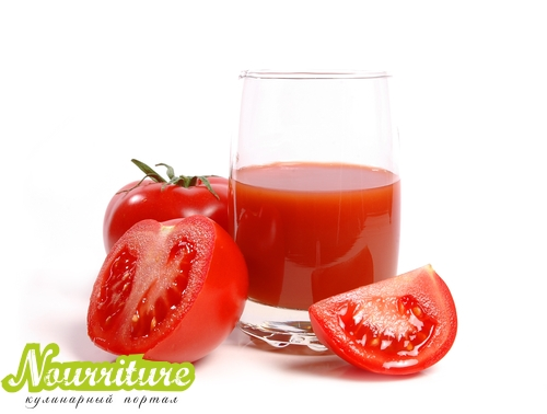 Стишок о томатном соке