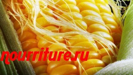Настой кукурузных рылец при отёках и заболеваниях печени