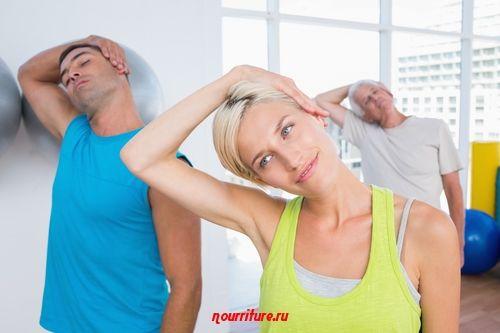 Гимнастика при шейном остеохондрозе: зарядка для профилактики шейного остеохондроза