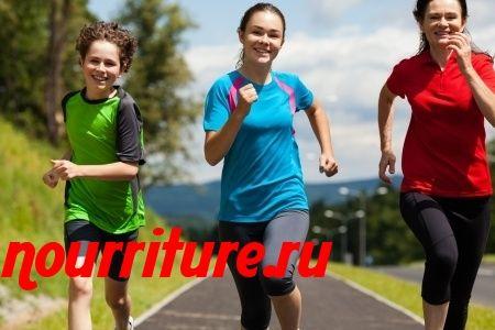 Правильная техника бега: основные особенности