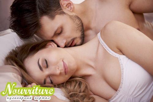 Супружеский секс: эротические моменты
