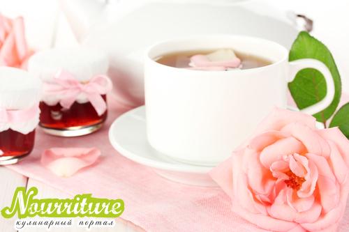 Стишок о варенье из роз